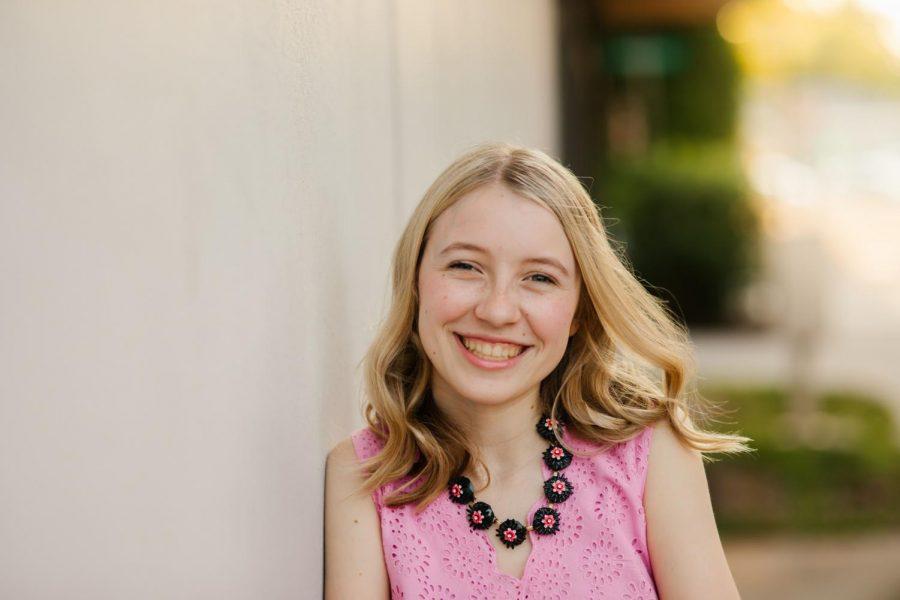 Sophomore: Abbie Sandora