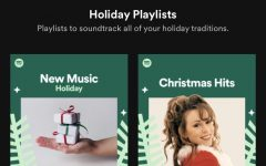 Songs that will make a good Christmas-themed playlist
