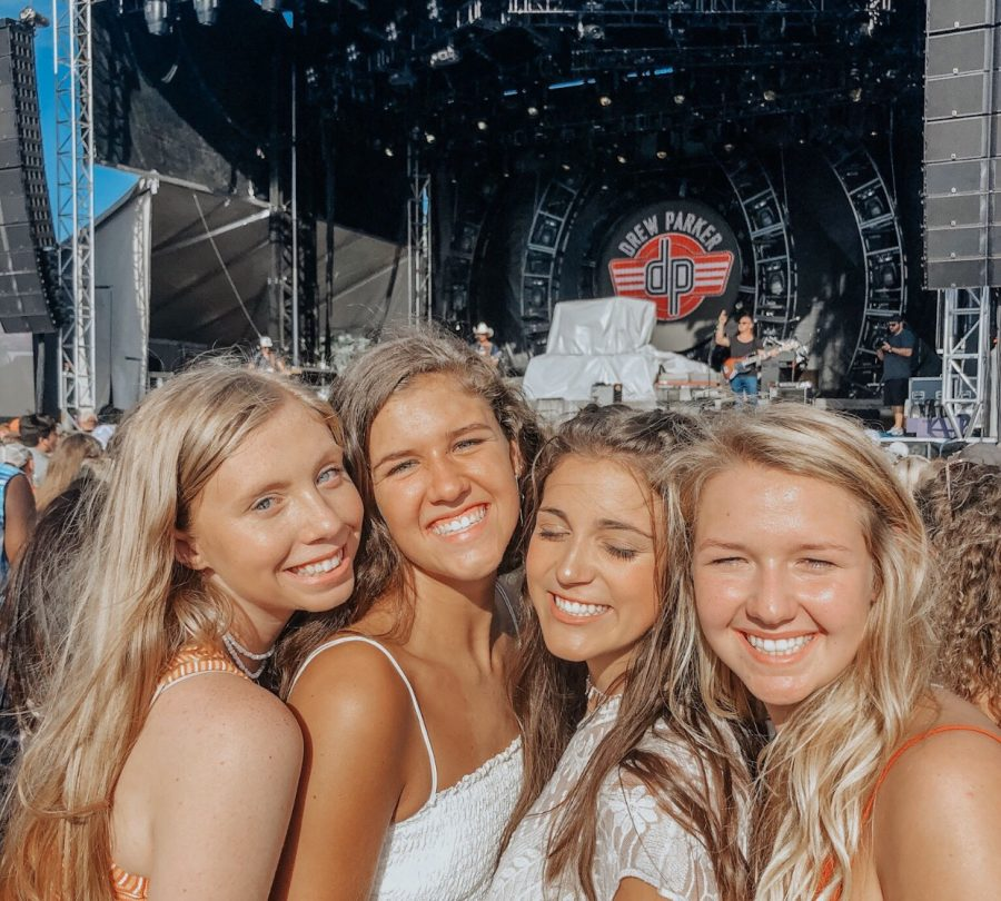 Summer raves