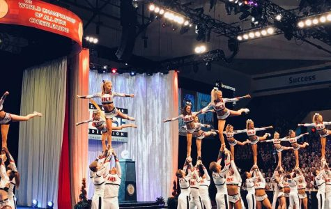 Competitive cheerleading:  a spirited sport