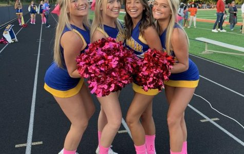 Dream themes: Decked out to cheer on the Eagles