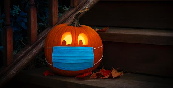 Spooky season: COVID edition