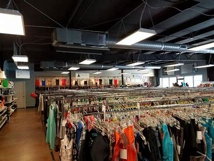 The trend of thrifting