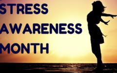 Less stress in April