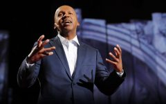 Bryan Stevenson, founder of the Equal Justice Initiative, addressing injustices in America Picture Credit: TED