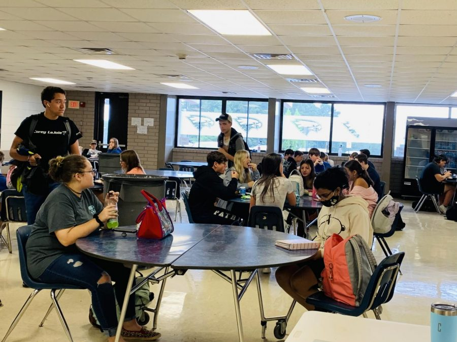 East vs. main: the cafeteria dilemma